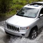 Jeep Grand Cherokee Overland, lanzamiento oficial