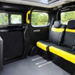 Nissan NV200 London Taxi llamado Hackney Carriage  Black/Cab 03