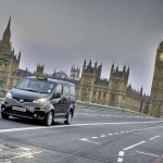 Nissan NV200 London Taxi llamado Hackney Carriage/Black Cab 05