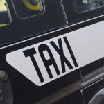 Nissan NV200 London Taxi llamado Hackney Carriage/ Black Cab 07