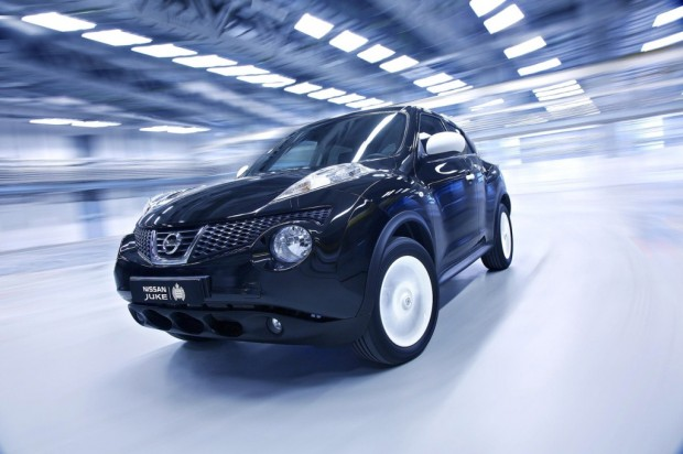 Nissan Juke serie especial Ministery of Sound