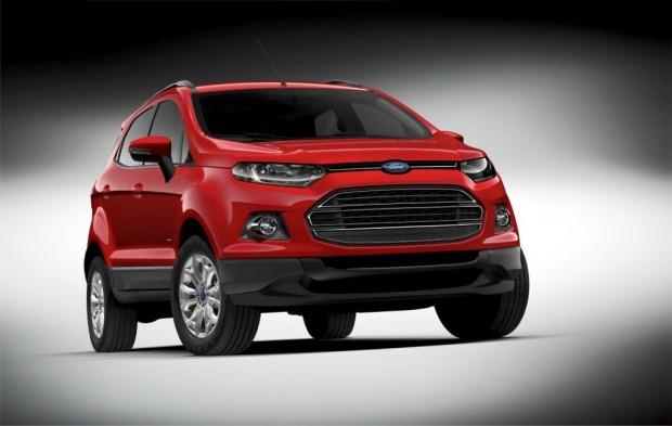 La nueva Ford Ecosport ha sido lanzada oficialmente en Brasil