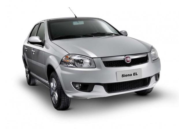 El Nuevo Fiat Siena EL llega a los salones de venta en Argentina