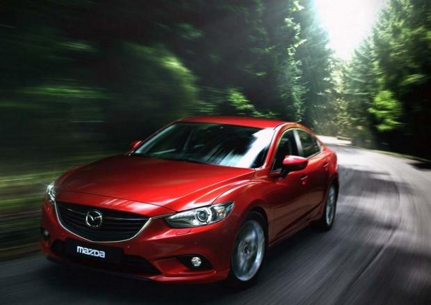 Mazda 6 modelo 2013 fotos y algunos datos oficiales