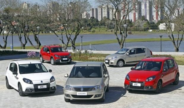 Renault Logan y Sandero reciben el renovado motor 1.6 8V Hi-Power