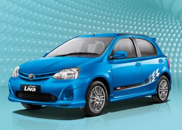 Toyota Etios Liva TRD edición limitada