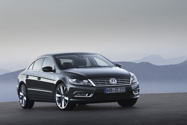 Nuevo Volkswagen CC, presentación oficial