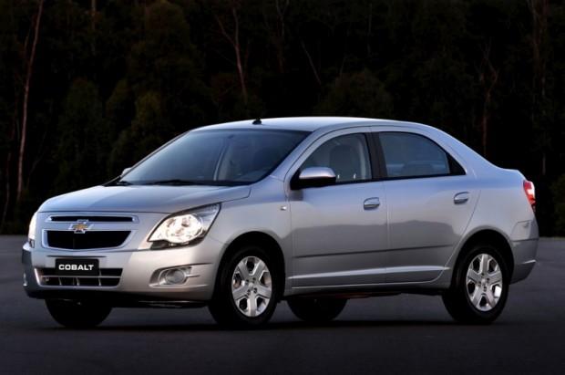 Chevrolet Cobalt gama 2013