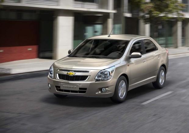 Chevrolet Cobalt, versión Europea