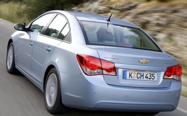 chevrolet cruze ltz con nuevo motor diesel de 163cv mundoautomotor. Black Bedroom Furniture Sets. Home Design Ideas