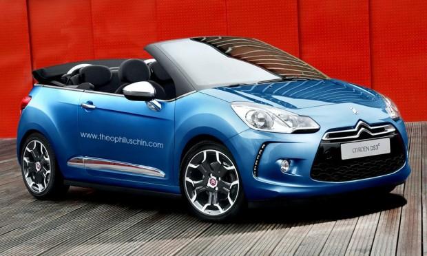 Citroën DS3 Cabrio se presentará en París