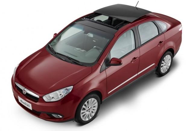 Fiat Grand Siena y Fiat Palio ahora con Techo Solar