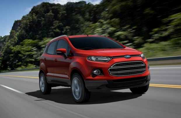 Nueva Ford Ecosport, versiones y equipamiento