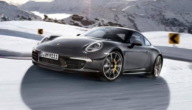 Nuevo Porsche 911 Carrera 4 y 4s 2013