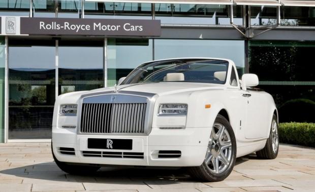 Rolls-Royce para los Juegos Olímpicos 2012