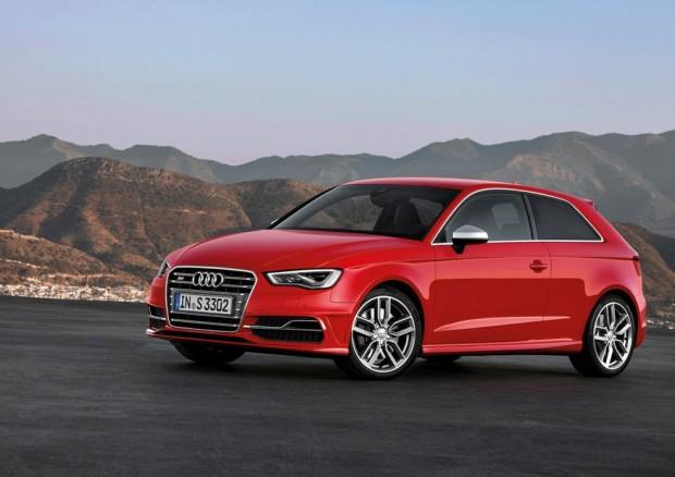 Audi S3 2013, con 300CV de potencia