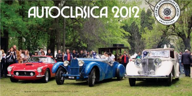Autoclásica 2012 el fin de semana largo de octubre en San Isidro
