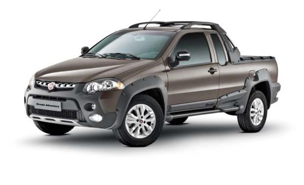 Nueva Fiat Strada, la evolución de la pick-up liviana más vendida en nuestro país.