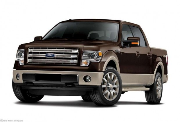 Ford F-150 King Ranch 2013 americana