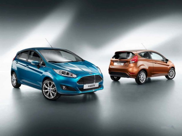 El Ford Fiesta 2013 en video