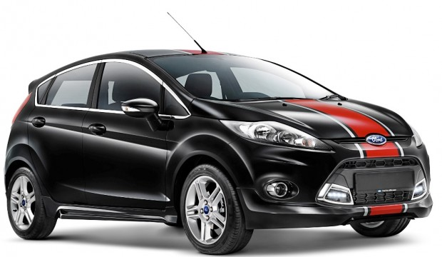 Ford Fiesta KD Beta y XTR, ediciones especiales