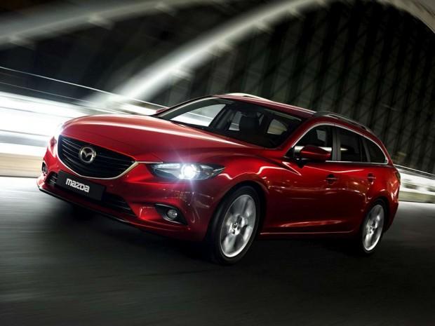 Nuevo Mazda 6 SW, buen diseño y confort