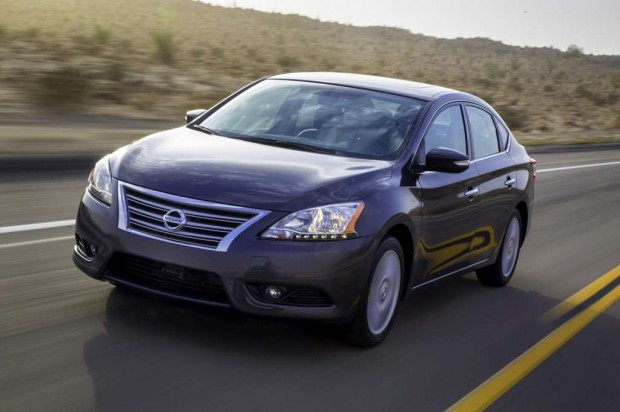 Nissan Sentra 2013 mas compacto y eficiente