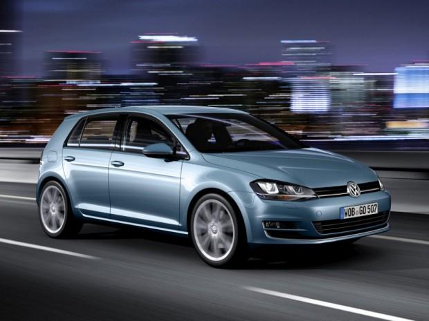 Nuevo Volkswagen Golf VII, primeras fotos oficiales