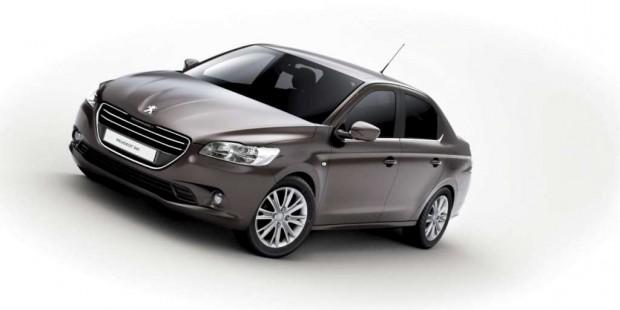 Peugeot 301 presentado oficialmente en el Salón de París 2012