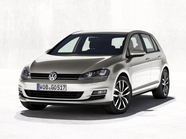 Volkswagen Golf 7, se presentó oficialmente en Berlín
