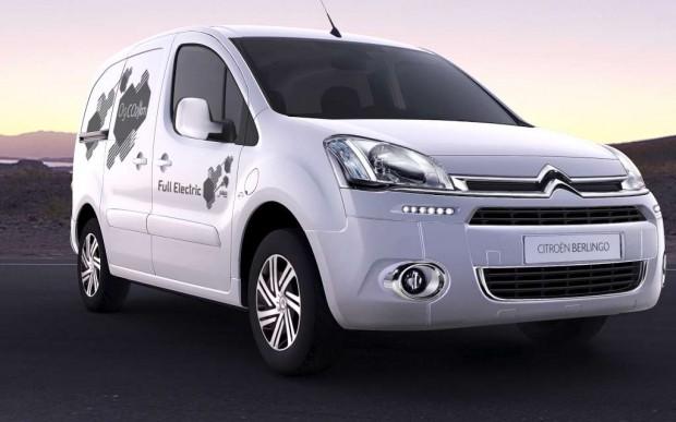 Citroën Berlingo Eléctrico fija nuevos standard para los LCV