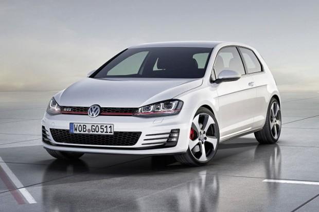 Volkswagen Golf GTI VII Concept