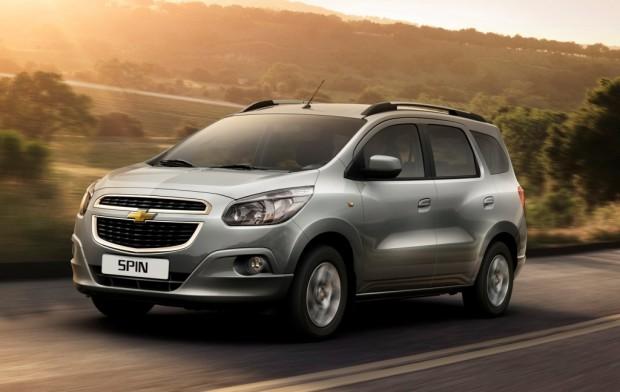 Chevrolet Spin desde 90.800 pesos