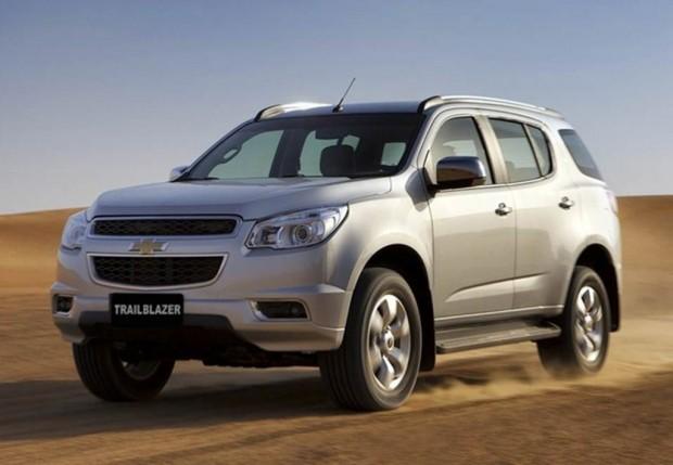 Chevrolet Trailblazer, llegará a la Argentina con el motor 2.8 Turbodiesel CTDI
