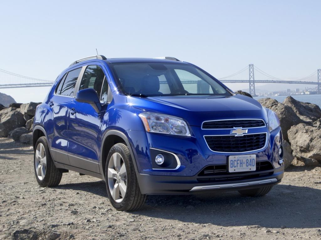 Chevrolet Trax, disponible en Mexico a partir de Noviembre