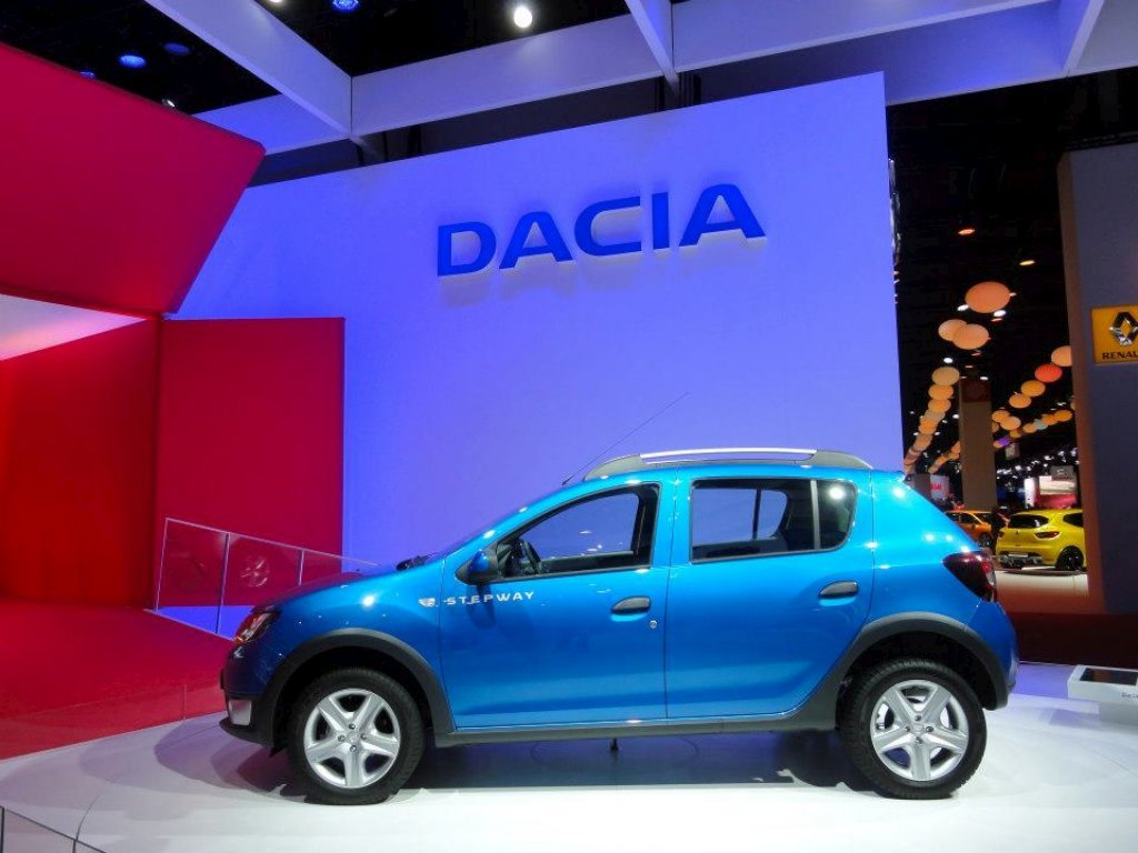 dacia sandero stepway 2 mundoautomotor. Black Bedroom Furniture Sets. Home Design Ideas