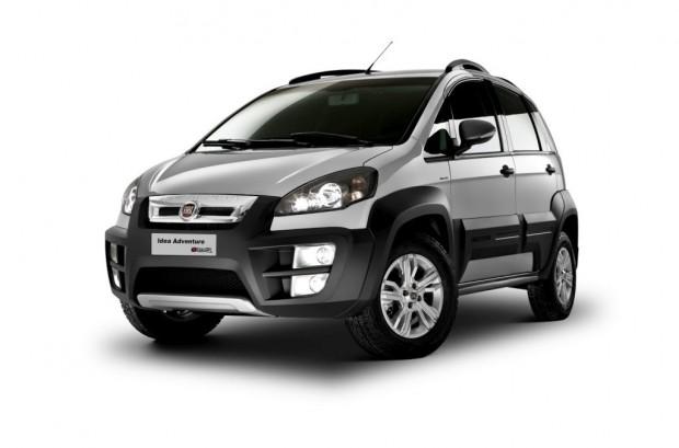 Fiat introduce cambios en el interior de su gama Idea
