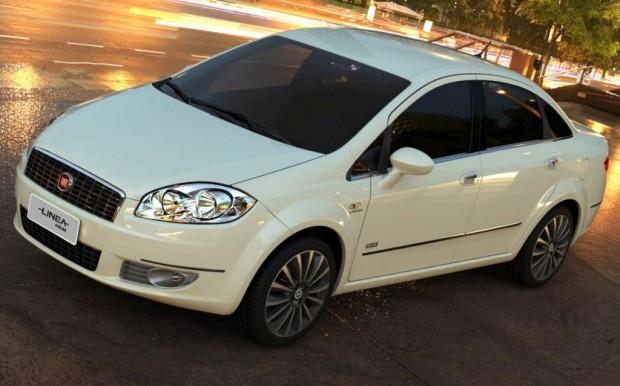 Fiat Linea Sublime, serie especial