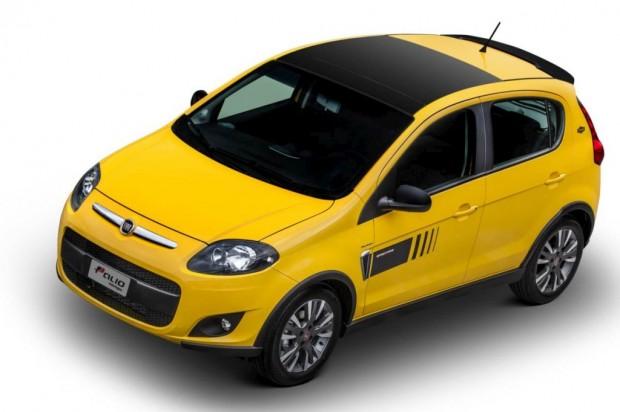 Fiat Uno y Fiat Palio serie especial Interlagos