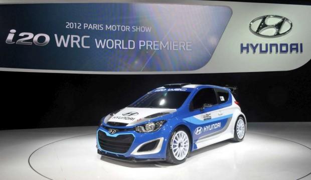 Hyundai vuelve al Campeonato Mundial de Rally (WRC)