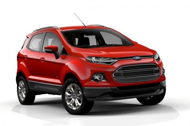 Nueva Ford EcoSport, inicia su preventa desde  108.870 Pesos