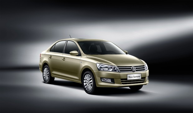 Nuevo Volkswagen Santana 2013, su presentación mundial