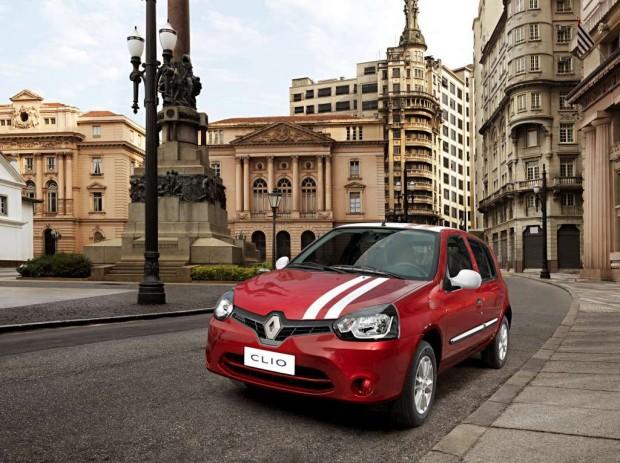Renault presentará el nuevo Clio Mercosur en el Salón de San Pablo
