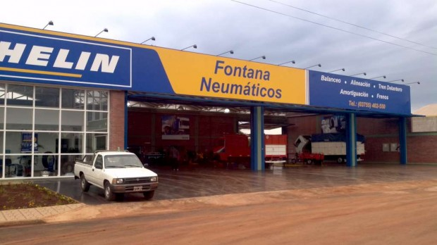 Michelin, mas de $ 5.600.000 en dos nuevos Truck Center