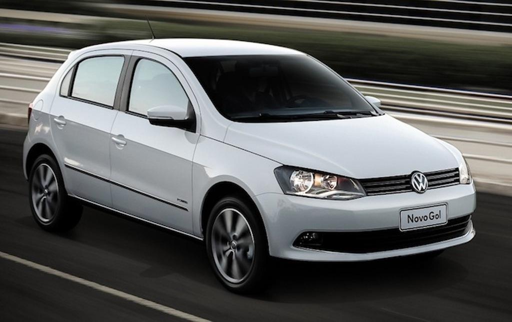 Volkswagen Gol Trend 2013 — Mundoautomotor