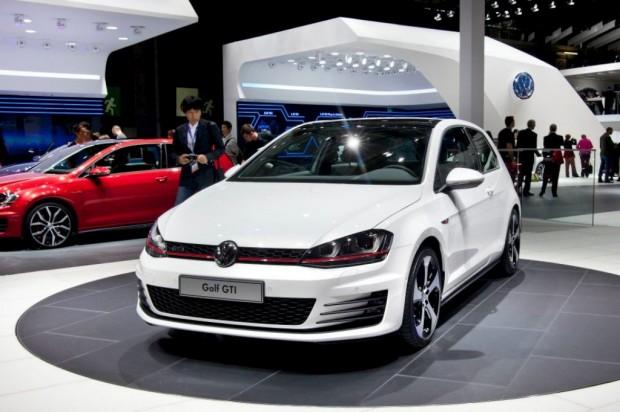Volkswagen Golf GTI, se presenta oficialmente en el Salón de Paris