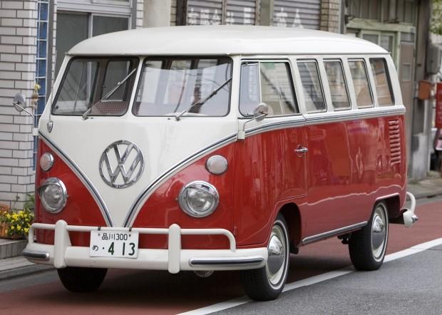Volkswagen Kombi, fin de la producción después de mas de 60 años