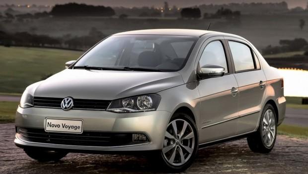 Volkswagen Voyage 2013 desde 72.300 pesos