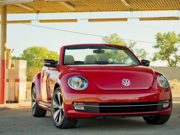 Volkswagen Beetle Cabrio 2013, primeros datos oficiales