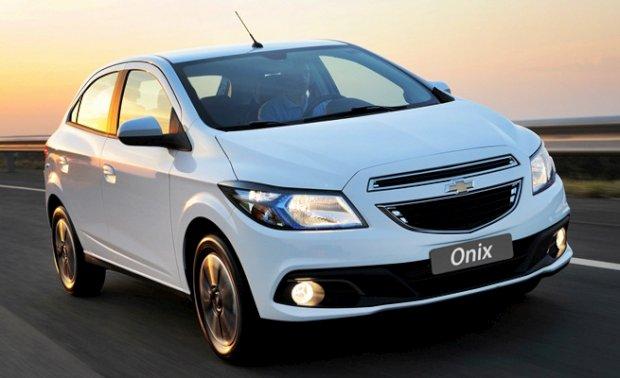 Chevrolet Onix, Presentación Oficial en Brasil